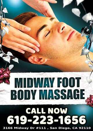 Midway Spa is an Asian massage spa designed to help you reduce stress, relieve build up chronic pain, and increase the overall quality of your life! We specialize in multiple affordable, customized treatments to meet the needs of a wide variety of clients in a peaceful setting! We are proud to be providing Authentic Asian Massage therapy services in our beloved community of San Diego, CA!