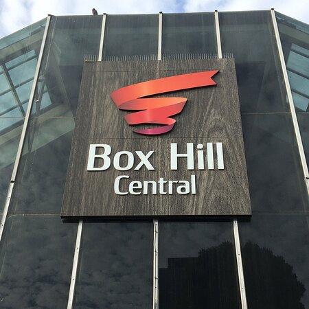 Box Hill Central