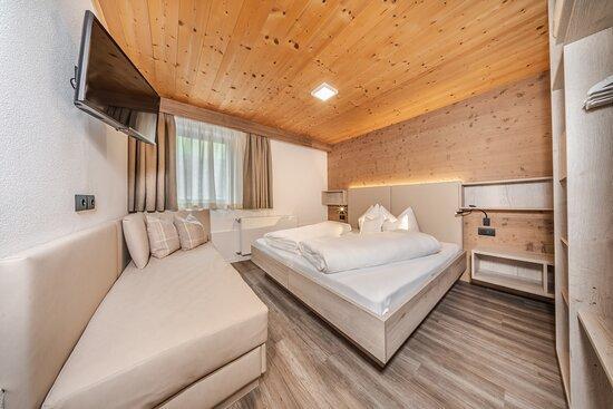 La Villa, Italy: Camera da letto