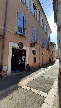 Restaurant Thym Te Voila APT vaucluse place Saint martin