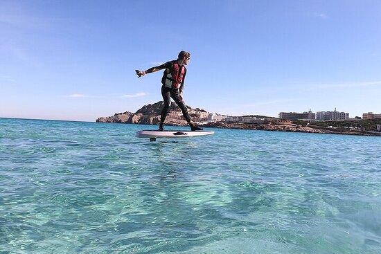 E-Foil Surfboard Full-Day Rental in Mallorca