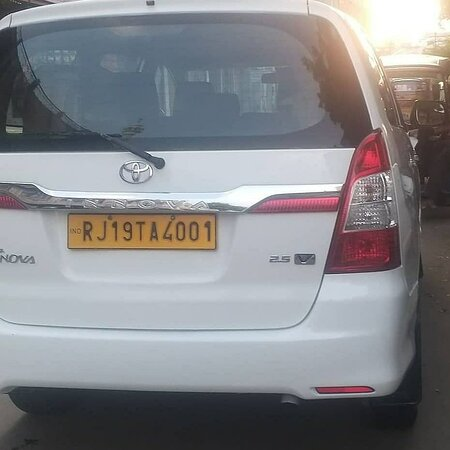 Innova fully color with new look RJ19TA2014