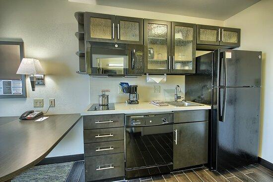 Our Studio Suite Kitchen