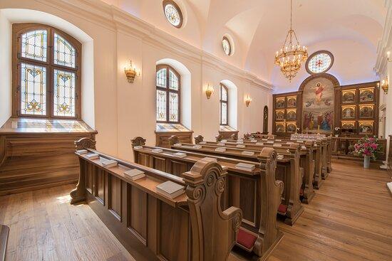 Kapelln, Áo: Christi Himmelfahrt Kapelle