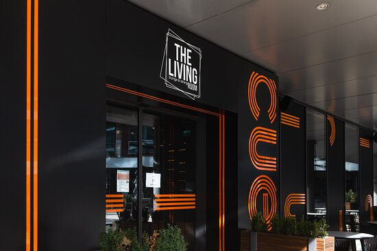 Exterior of The Living Room Lounge & Dining