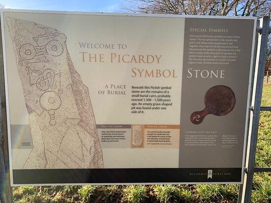 Picardy Symbol Stone