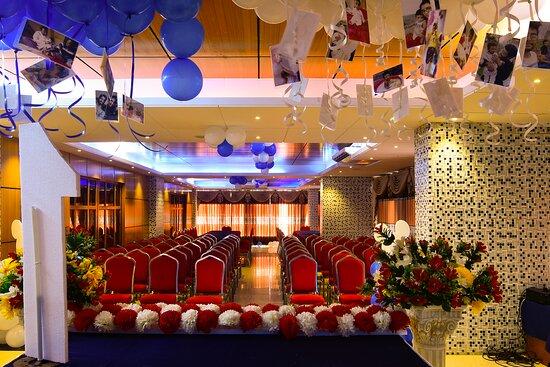 Bangladesh: Banquet Hall