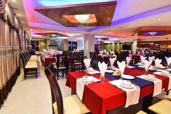 Bangladesh: Restaurant