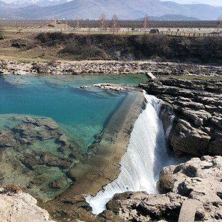 Montenegro: Niagara Falls, Podgorica