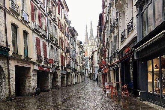 Tour privato, i gioielli dei Paesi Baschi francesi.