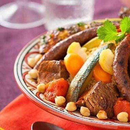 Imouzzer Kandar, Ma Rốc: La gastronomie marocaine