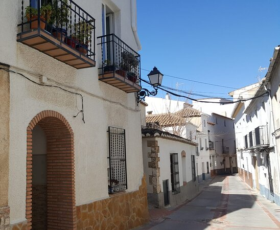Pinos del Valle, España: Front of house
