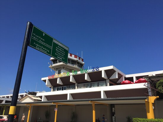 Hopkins, Belize : Philip Goldson  International Airport