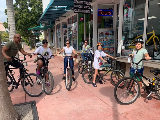 South beach rental bikes south beach rent bike tours south beach Segway tour