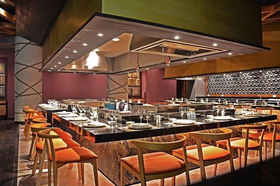 Restaurante Ayami / Especialidad asiática
