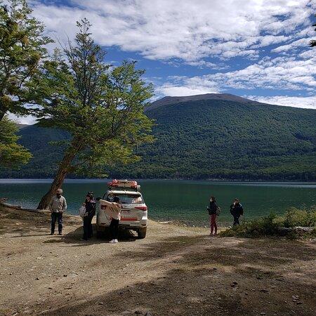 Paseos 4x4 lago escondido fagñano ushuaia aventura 4x4 tel wap 2901 484630