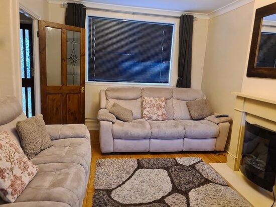Ντάρτφορντ, UK: Living room