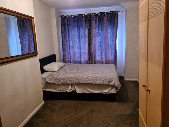 Ντάρτφορντ, UK: Bedroom 1
