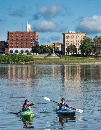 Hotel Near Ohio River Kayaking
