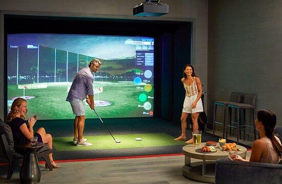 Topgolf Swing Suite at Park Hyatt Aviara