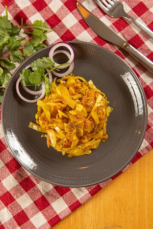Carib Cabbage by Socafro Kitchen