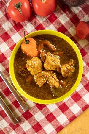 Jerk Chicken by Socafro Kitchen