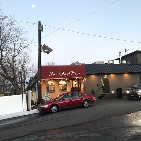Little Falls, NJ: Excellent pizza!