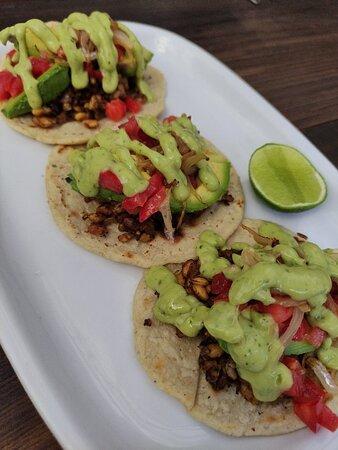 New menu 2021 includes tacos