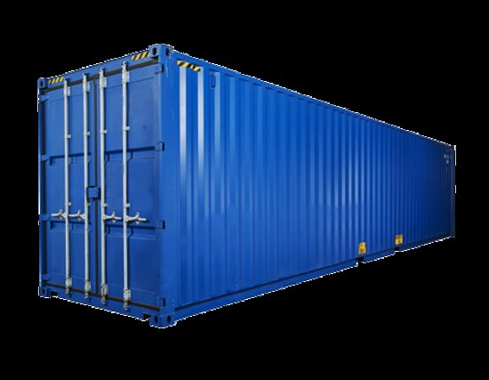 Philippines: 40 Foot High Cube Container Van opens at the rear and has two adjustable doors. suitable for transport and storage. 40ft high cube containers are for sale in Manila city, We sell trustful and guaranteed equipment like all types of Container and 40' high cube container is one of them