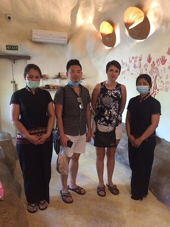 Thank you for coming and great to welcome and give you our best treatments ^^