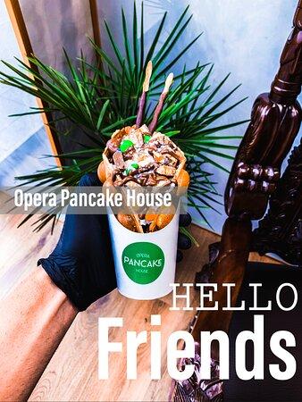 Everyone is welcome at Opera Pancake House