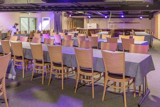 scandic aviacongress ravintola tilaus