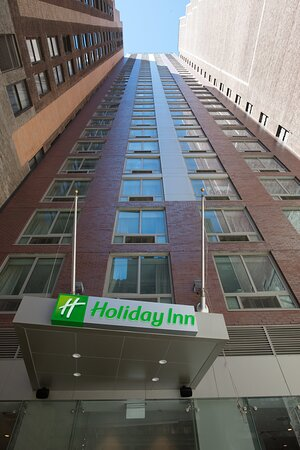 Hotel Exterior- centrally located Holiday Inn Times Square