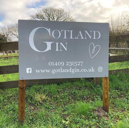 Gotland Gin, Highampton, Devon