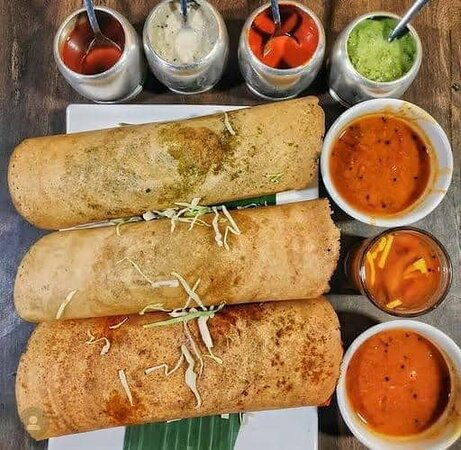 Surfers Paradise, Australia: We have big range of south indian and north indian dishes
