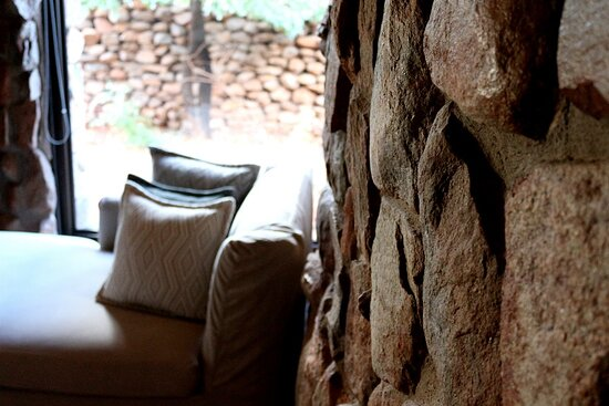 Tswalu Kalahari Game Reserve, África do Sul: Day bed www.purephotography.co.za