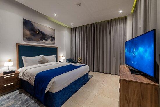 Gym - 杜拜SUHA Creek Hotel Apartments, Waterfront, Al Jaddaf的圖片 - Tripadvisor