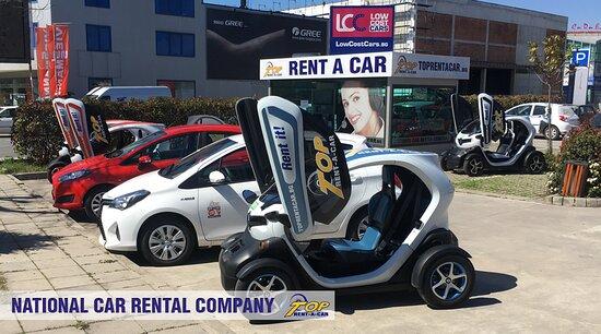 Top Rent A Car Burgas