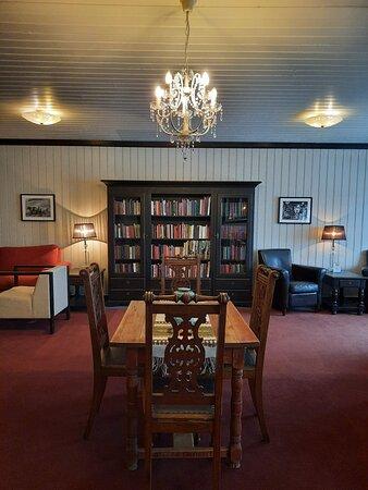 Biblioteket Hafjell Hotell