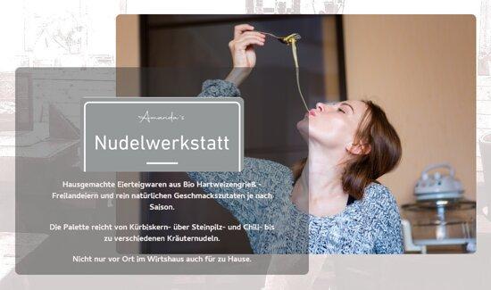 #amandas_nudelwerkstatt ... mit Liebe handgemacht... mehr Information unter https://wirtshaus-pierergut.at/nudelwerkstatt/