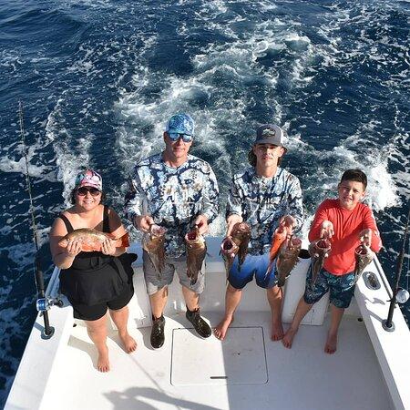 2 Wonderful Days of Fishing
