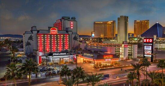 OYO Hotel and Casino Las Vegas, Hotels in Las Vegas