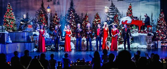 The Texas Tenors Deep in the Heart of Christmas