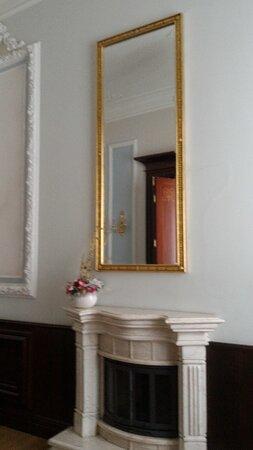 """""""Альпийская роза"""" переговорная комната (интерьер)"""