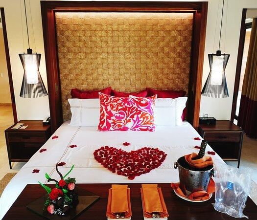 Romantic Suite - Amenities