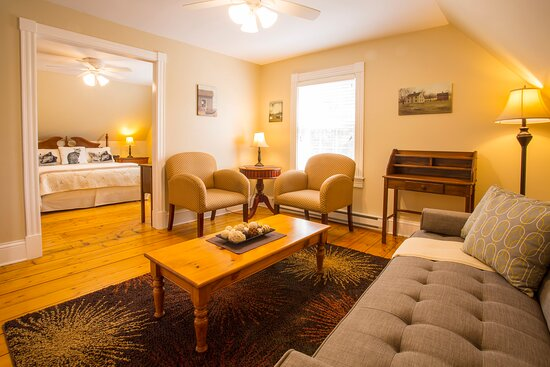 Innisfree Bed and Breakfast By The Hopewell Rocks