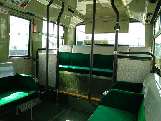 乗客は少ないです