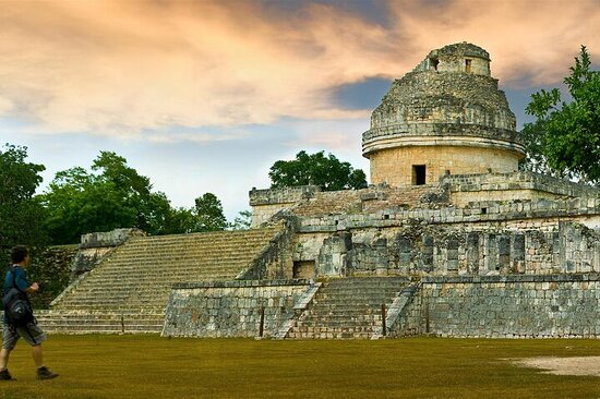 Klassisk tur Chichen Itza fra Cancun