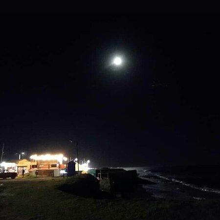 Hermosa noche en Santa Clara del Mar 😍