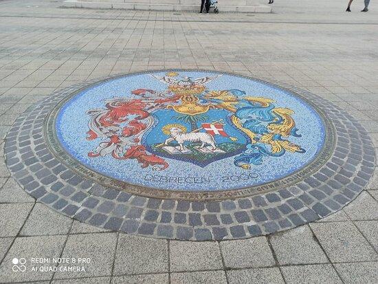 Mozaik Varsocimer Debrecen